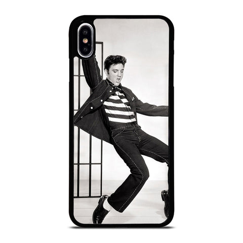 ELVIS PRESLEY COOL iPhone XS Max Case Cover