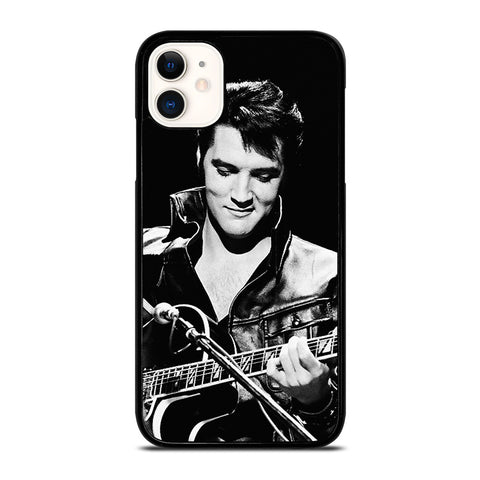 ELVIS PRESLEY SINGER iPhone 11 Case Cover