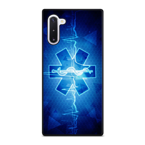 EMT EMS MEDICAL ICON Samsung Galaxy Note 10 case