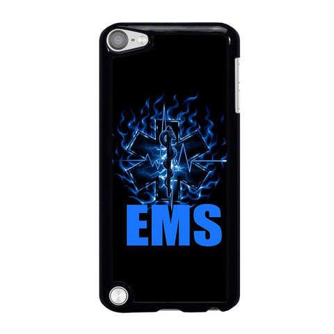 EMT EMS MEDICAL SYMBOL iPod Touch 5 Case