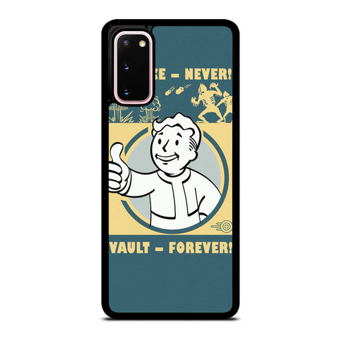 FALLOUT VAULT FOREVER Samsung Galaxy S20 Case Cover