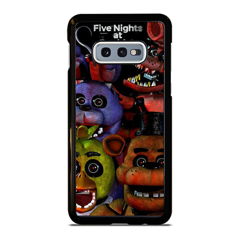 FANAF FIVE NIGHTS FREDDY'S Samsung Galaxy S10e Case Cover