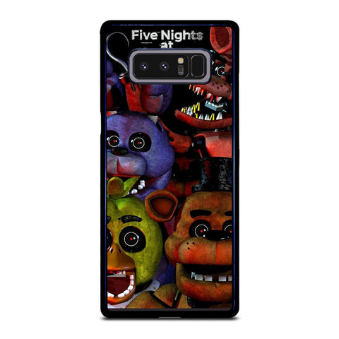 FANAF FIVE NIGHTS FREDDY'S Samsung Galaxy Note 8 Case Cover