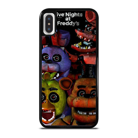FANAF FIVE NIGHTS FREDDY'S iPhone X / XS Case Cover