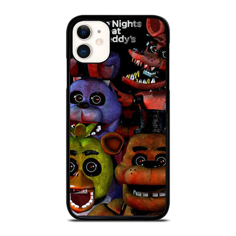 FANAF FIVE NIGHTS FREDDY'S iPhone 11 Case Cover