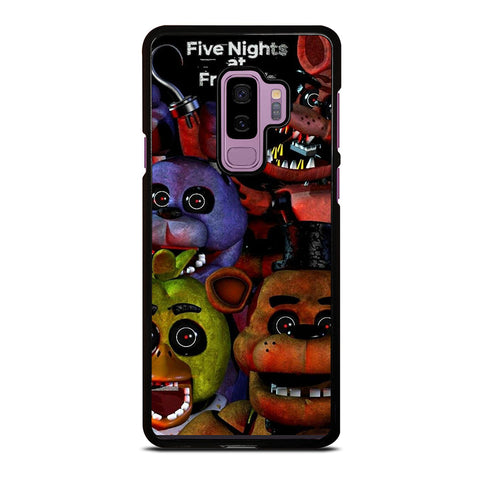FANAF FIVE NIGHTS FREDDY'S Samsung Galaxy S9 Plus Case Cover