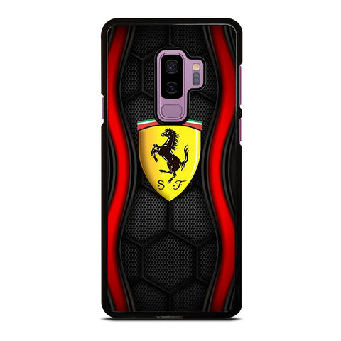 FERRARI CAR LOGO Samsung Galaxy S9 Plus Case Cover