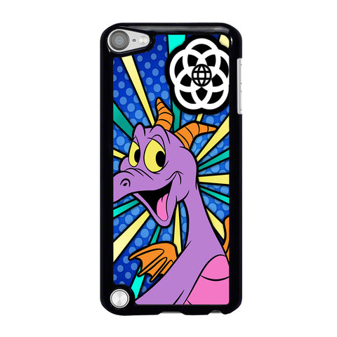 FIGMENT EPCOT DRAGON CARTOON iPod Touch 5 Case