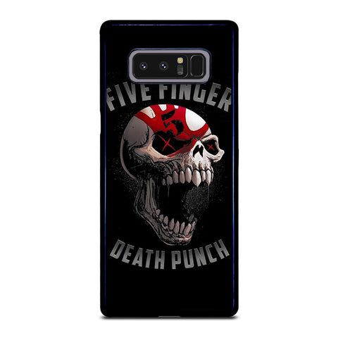 FIVE FINGER DEATH PUNCH SKULL Samsung Galaxy Note 8 Case Cover