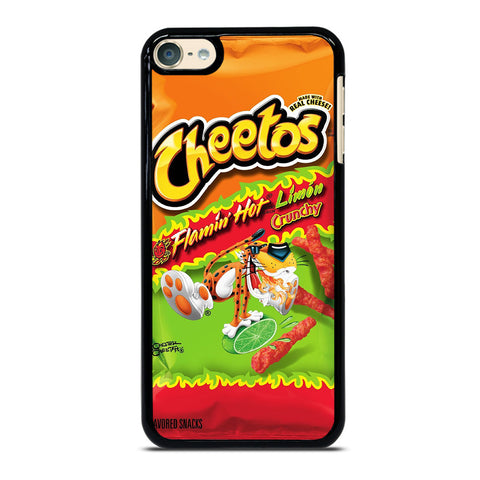FLAMIN HOT CHEETOS LIMON CRUNCHY iPod Touch 6 Case