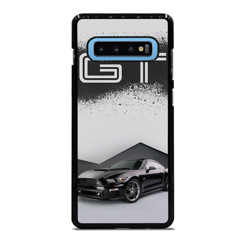 FORD MUSTANG GT LOGO Samsung Galaxy S10 Plus Case Cover