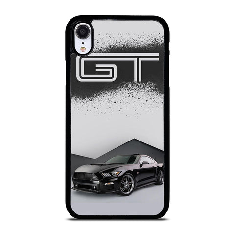 FORD MUSTANG GT LOGO iPhone XR Case Cover