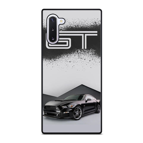 FORD MUSTANG GT LOGO Samsung Galaxy Note 10 Case Cover