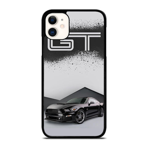 FORD MUSTANG GT LOGO iPhone 11 Case Cover
