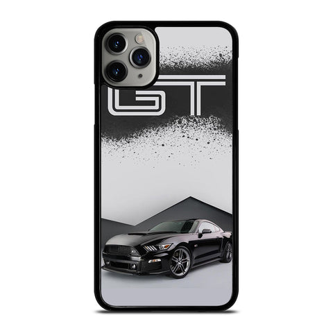 FORD MUSTANG GT LOGO iPhone 11 Pro Max Case Cover