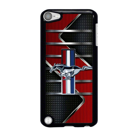 FORD MUSTANG METAL LOGO iPod Touch 5 Case