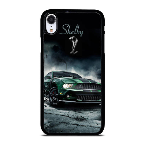 FORD MUSTANG SHELBY COBRA iPhone XR Case Cover