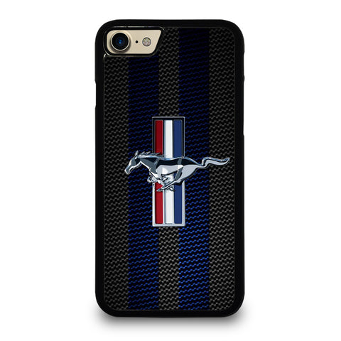FORD MUSTANG STRIPE LOGO iPhone 7 / 8 Case Cover