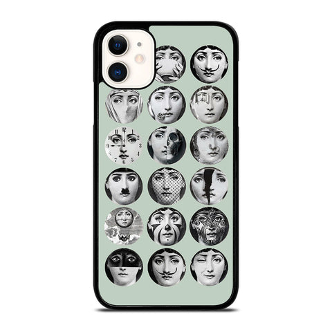 FORNASETTI EYE COLLAGE iPhone 11 Case Cover