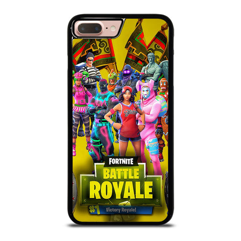 FORTNITE BATTLE ROYALE ALL CHARACTER iPhone 7 / 8 Plus Case Cover