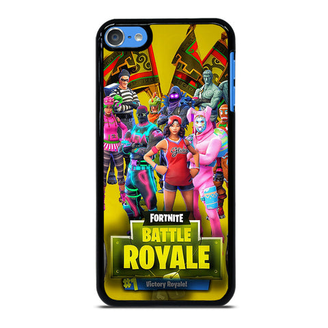 FORTNITE BATTLE ROYALE ALL CHARACTER iPod Touch 7 Case