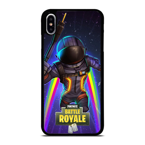 FORTNITE BATTLE ROYALE GAME iPhone XS Max Case Cover