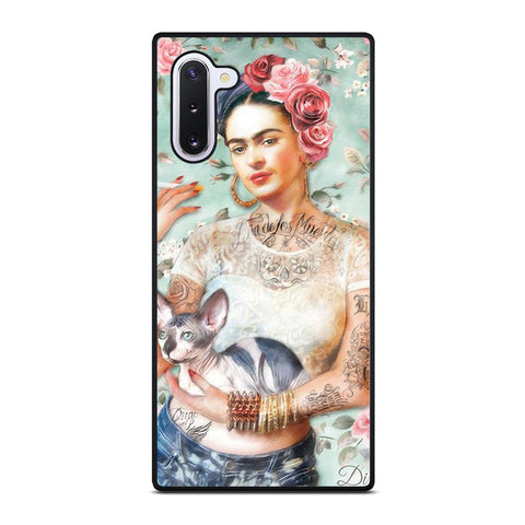 FRIDA KAHLO TATTOO Samsung Galaxy Note 10 Case Cover