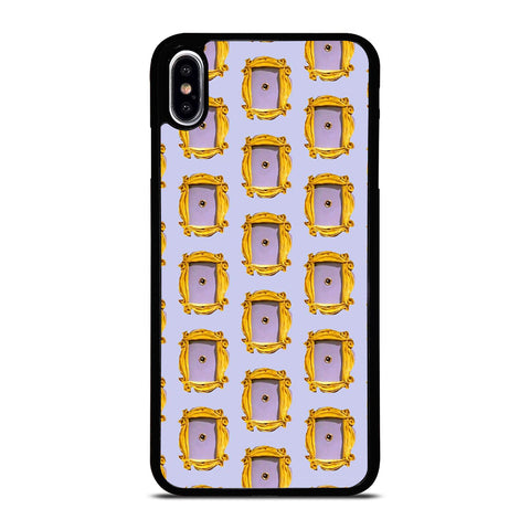 FRIENDS MONICA'S DOOR COLLAGE iPhone XS Max Case Cover