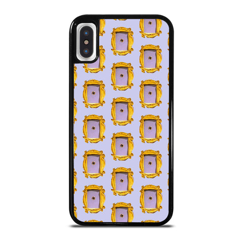 FRIENDS MONICA'S DOOR COLLAGE iPhone X / XS Case Cover