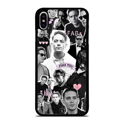 G EAZY COLLAGE iPhone XS Max Case Cover