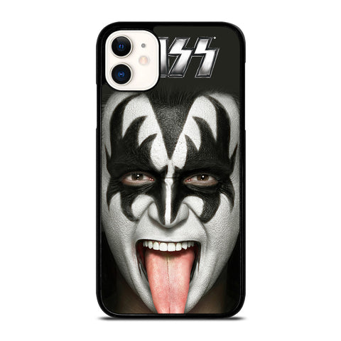 GENE SIMMONS KISS BAND iPhone 11 Case Cover