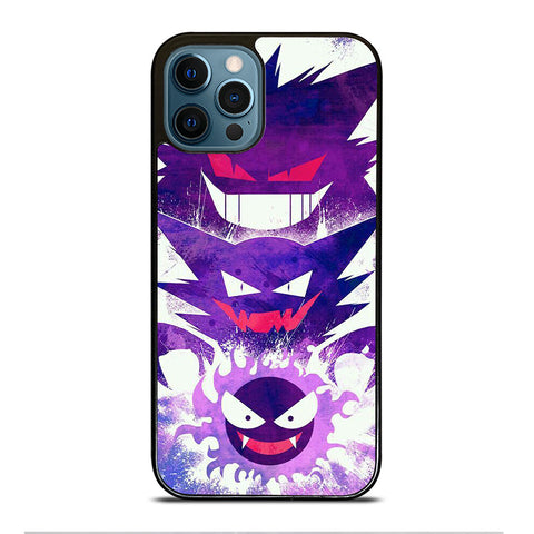 GENGAR POKEMON ART iPhone 12 Pro Max Case Cover