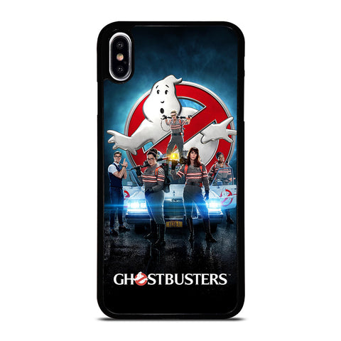 GHOSTBUSTER POSTER iPhone XS Max Case Cover