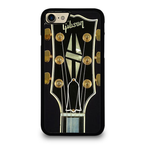 GIBSON GUITAR HEAD LOGO iPhone 7 / 8 Case Cover