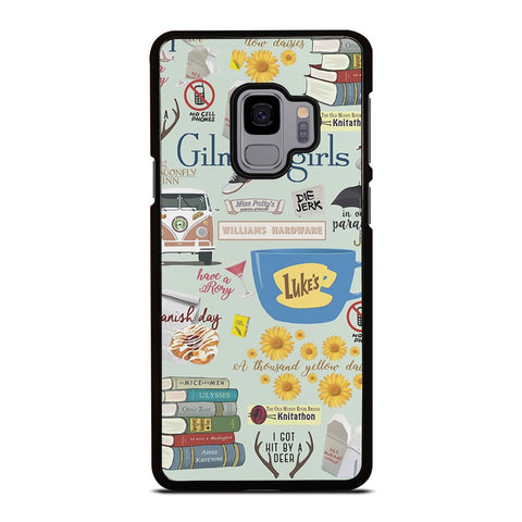 GILMORE GIRLS COLLAGE Samsung Galaxy S9 Case Cover