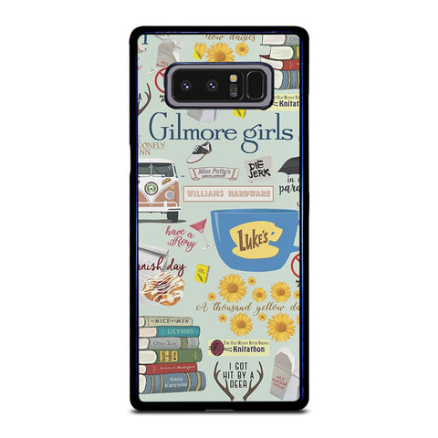 GILMORE GIRLS COLLAGE Samsung Galaxy Note 8 Case Cover