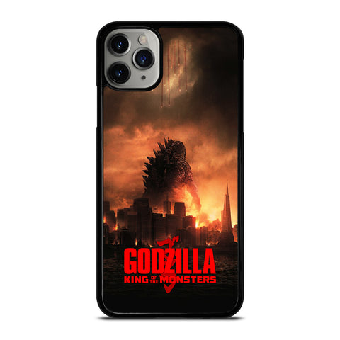 GODZILLA THE KING OF MONSTER iPhone 11 Pro Max Case Cover