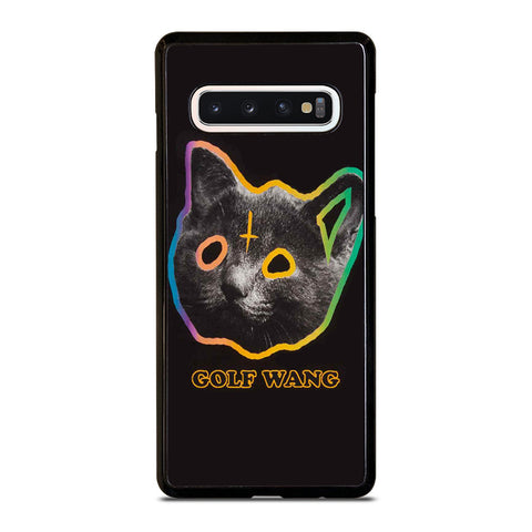 GOLF WANG CAT Samsung Galaxy S10 Case Cover