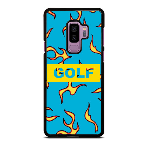 GOLF WANG FLAME LOGO Samsung Galaxy S9 Plus Case Cover
