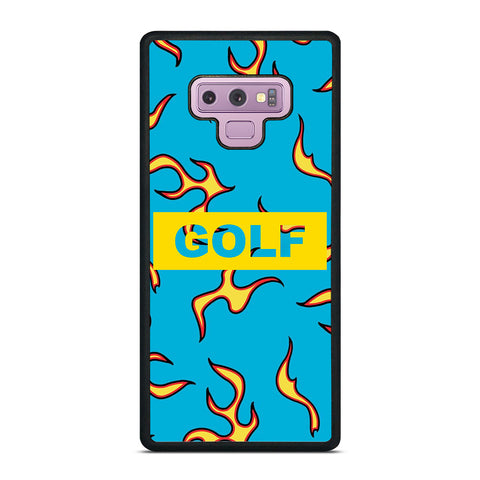 GOLF WANG FLAME LOGO Samsung Galaxy Note 9 Case Cover