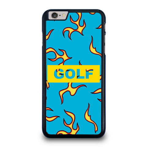 GOLF WANG FLAME LOGO iPhone 6 / 6S Plus Case Cover