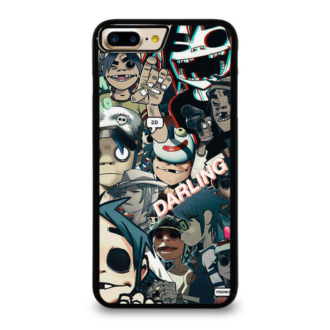 GORILLAZ 2D COLLAGE iPhone 7 / 8 Plus Case Cover