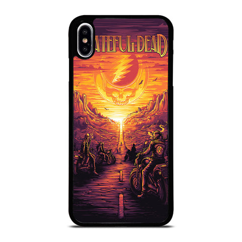 GRATEFUL DEAD iPhone XS Max Case Cover