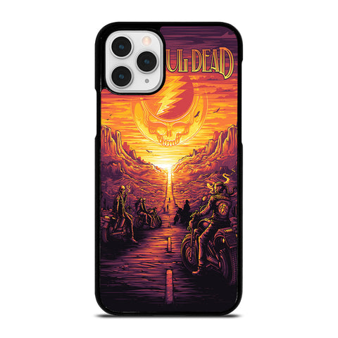 GRATEFUL DEAD iPhone 11 Pro Case Cover