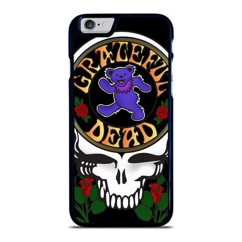 GRATEFUL DEAD FLORAL iPhone 6 / 6S Case