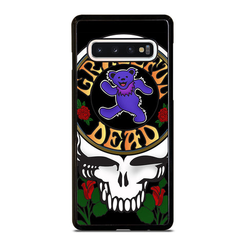 GRATEFUL DEAD FLORAL Samsung Galaxy S10 Case Cover