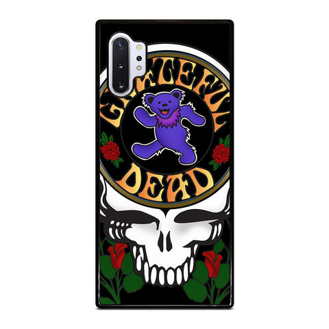 GRATEFUL DEAD FLORAL Samsung Galaxy Note 10 Plus Case Cover