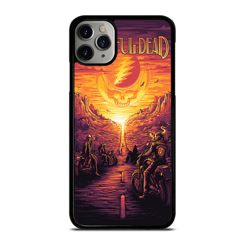 GRATEFUL DEAD iPhone 11 Pro Max Case Cover