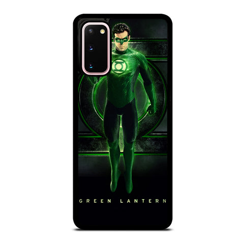 GREEN LANTERN SUPERHEROES Samsung Galaxy S20 Case Cover