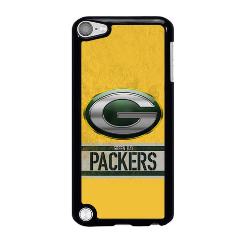 GREEN BAY PACKERS LOGO FOOTBALL iPod Touch 5 Case
